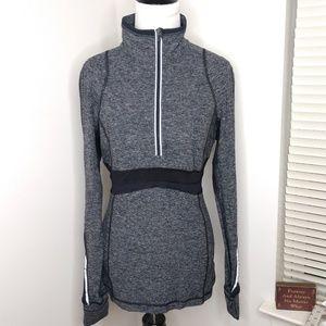 Lululemon 1/2 Zip Pullover Top